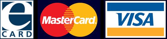 Master Card & Visa